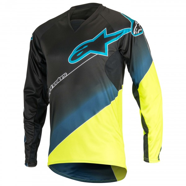 Alpinestars - Youth Sight Vector L/S Jersey - Cycling jersey