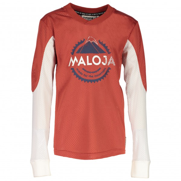 Maloja - Kid's RicoU. - Fietsshirt
