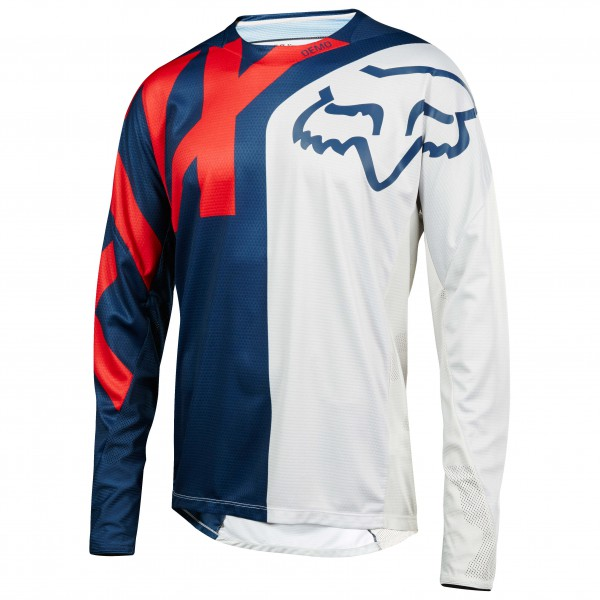 FOX Racing - Kid's Demo L/S Jersey - Cykeljersey