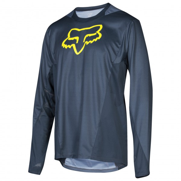 FOX Racing - Kid's Youth Demo L/S Jersey - Cykeltrikå