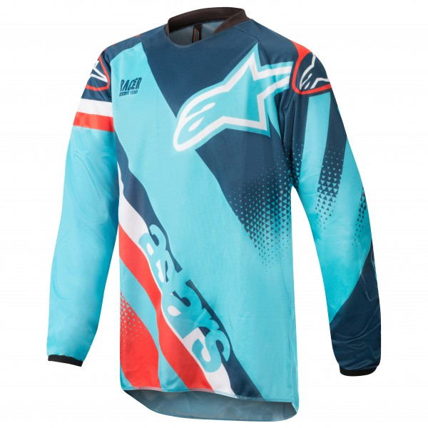 Alpinestars - Youth Racer L/S Jersey - Cycling jersey