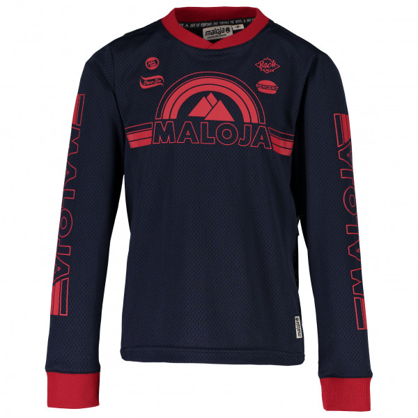 Maloja - Kid's Clusu. - Cycling jersey