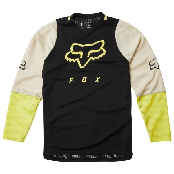 FOX Racing - Kid's Defend L/S Jersey - Fietsshirt