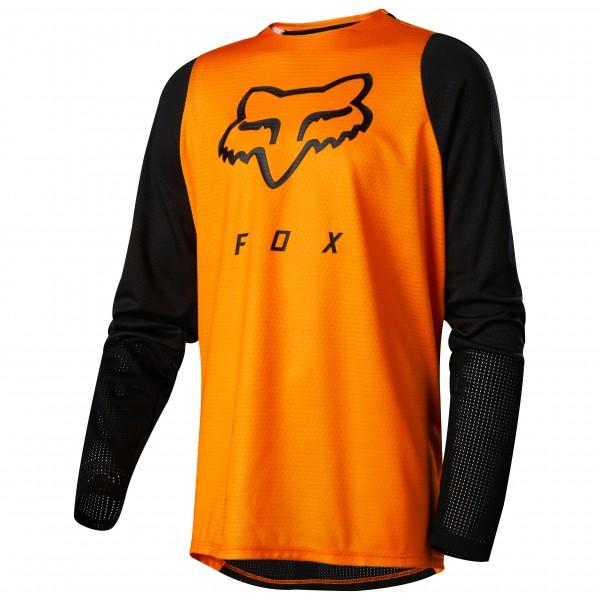 FOX Racing - Kid's Defend L/S Jersey - Cykeljersey