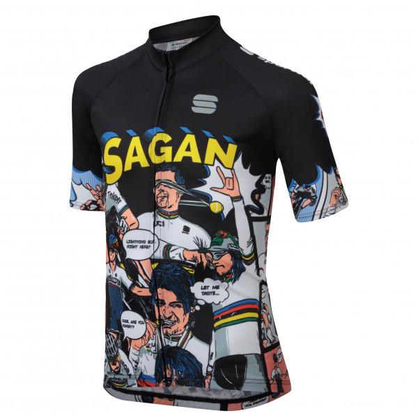Sportful - Kid's Super Peter Jersey - Cykeltrikå