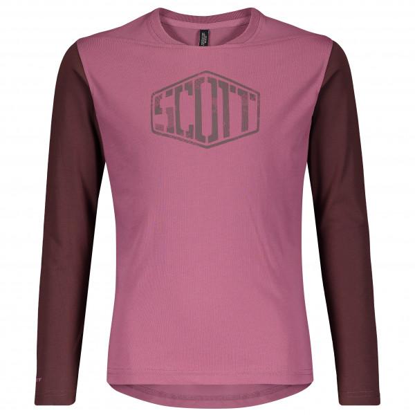 Scott - Kid's Trail Shirt Dri L/S - Fietsshirt