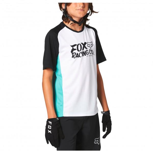 FOX Racing - Kid's Defend S/S Jersey - Radtrikot