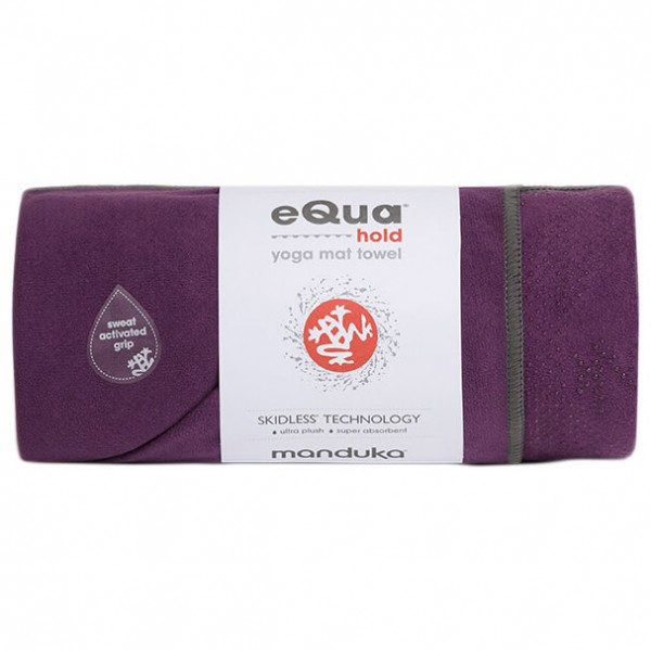 Manduka - eQua Hold Mat Towel - Yoga towel