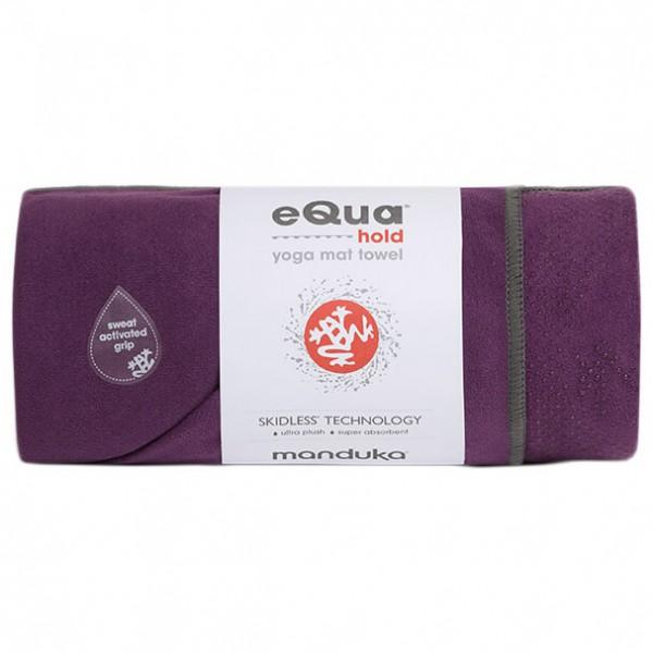 Manduka - eQua Hold Mat Towel - Yogahanddoek
