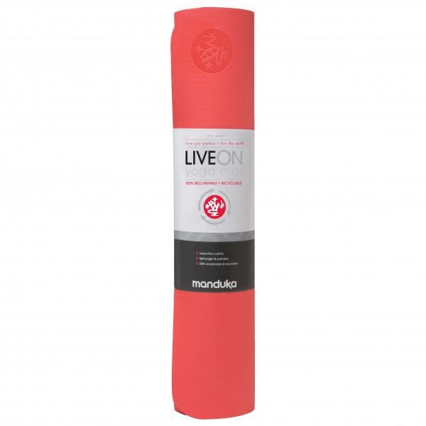Manduka - Liveon Mat 5mm - Yogamatte