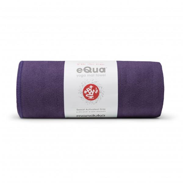 Manduka - eQua Hand Towel - Microvezelhanddoek