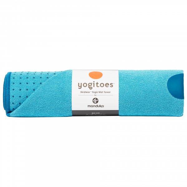 Manduka - Yogitoes With Skidless Technology - Serviette microfibre