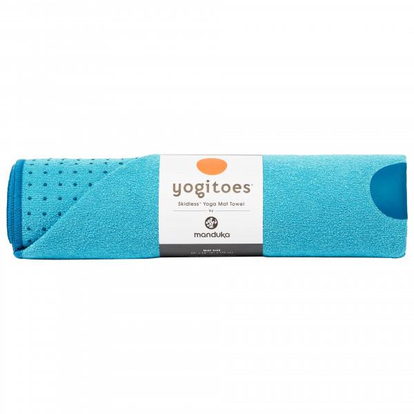 Manduka - Yogitoes With Skidless Technology - Mikrofaserhandtuch