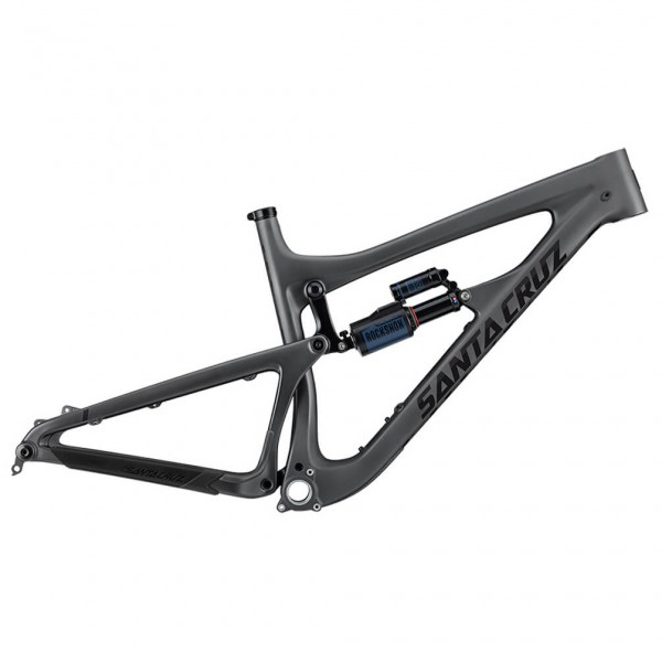 Santa Cruz - Nomad C Carbon Vivid Air 2015 - Mountain bike
