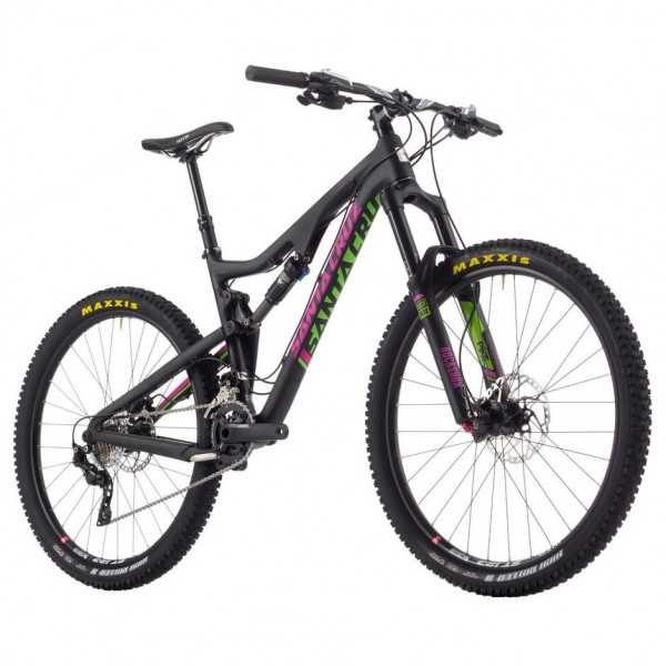 Santa Cruz - Bronson Carbon S AM 2015 - Mountain bike