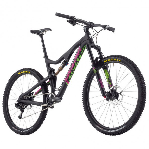 Santa Cruz - Bronson C Carbon X01 AM 2015 - Mountainbike