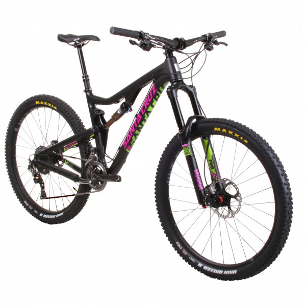 Santa Cruz - Bronson C Carbon XTR AM 2015 - Mountainbike
