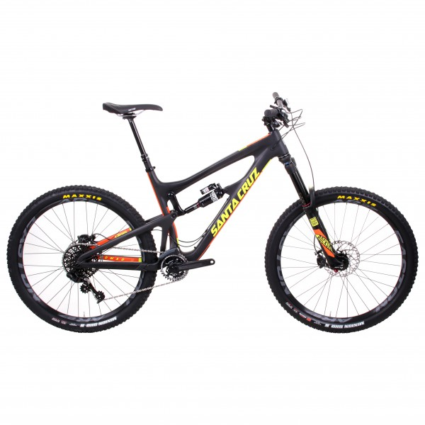Santa Cruz - Nomad 3.0 C SRAM Carbon - Mountainbike