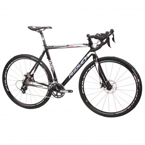 Ridley - X-Bow Disc 10 2016 - Cyclocross-pyörä