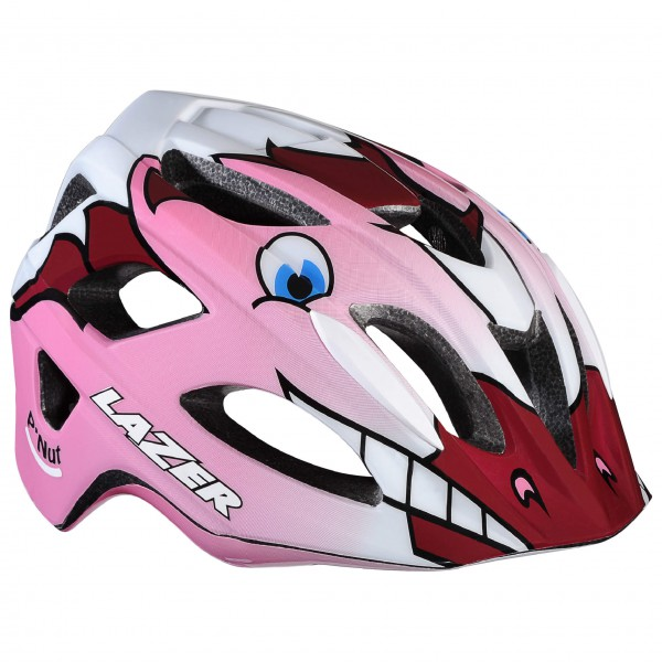 Lazer - Kid's Helm Pnut Dragon Fire Edition - Cykelhjälm