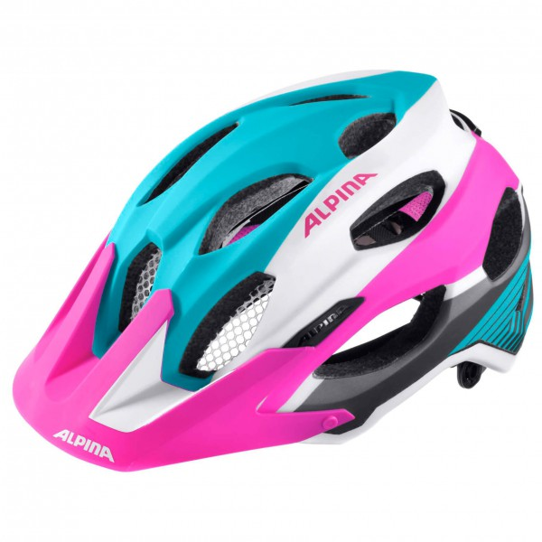Alpina - Carapax - Cykelhjälm