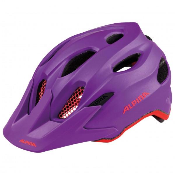 Alpina - Carapax Junior - Bicycle helmet