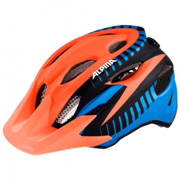 Alpina - Carapax Junior - Pyöräilykypärä