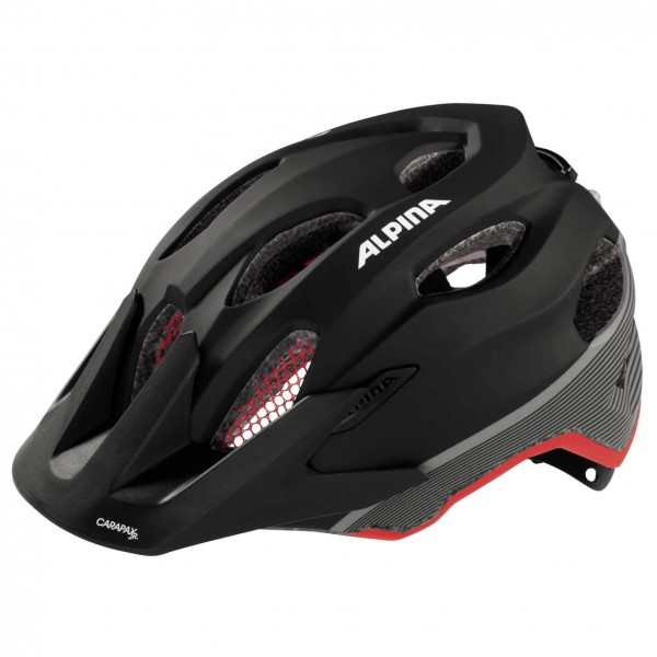 Alpina - Carapax Junior Flash - Casque de cyclisme