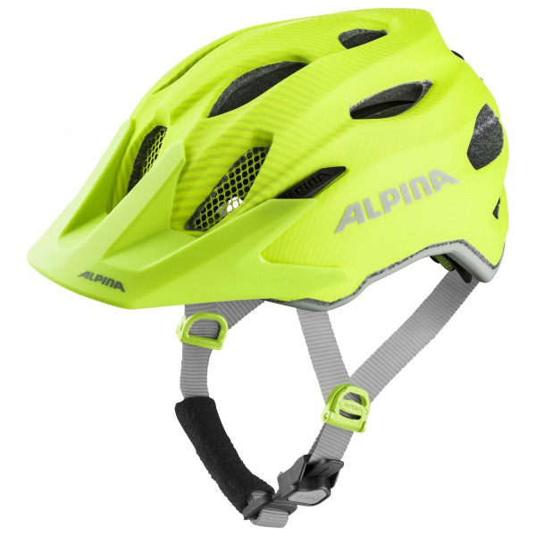 Alpina - Carapax Junior Flash - Bike helmet