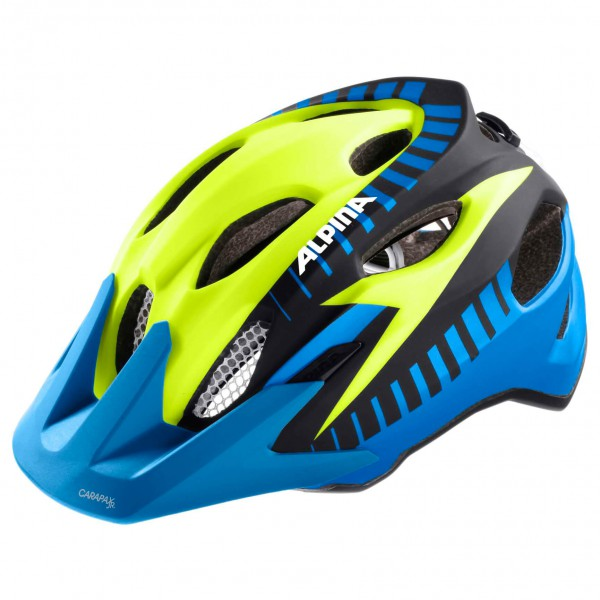 Alpina - Carapax Junior Flash - Bicycle helmet