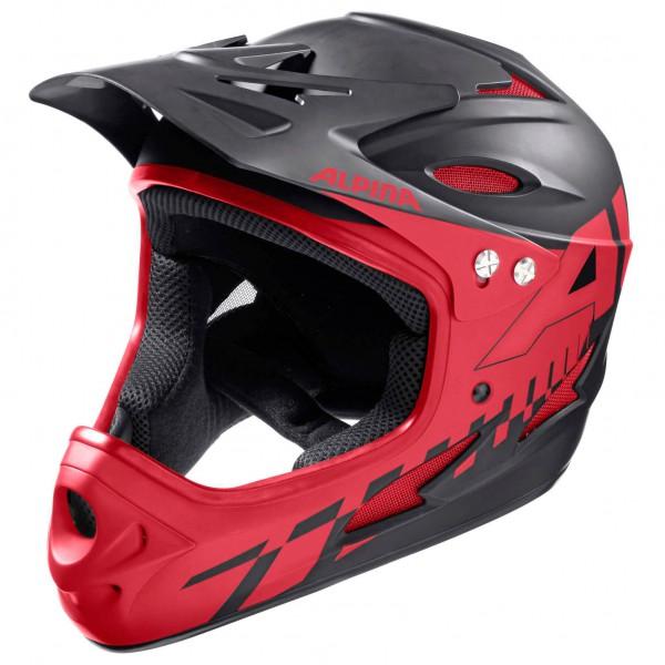 Alpina - Fullface - Pyöräilykypärä