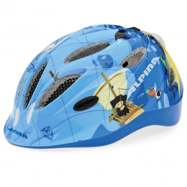 Alpina - Kid's Gamma 2.0 Flash - Bicycle helmet