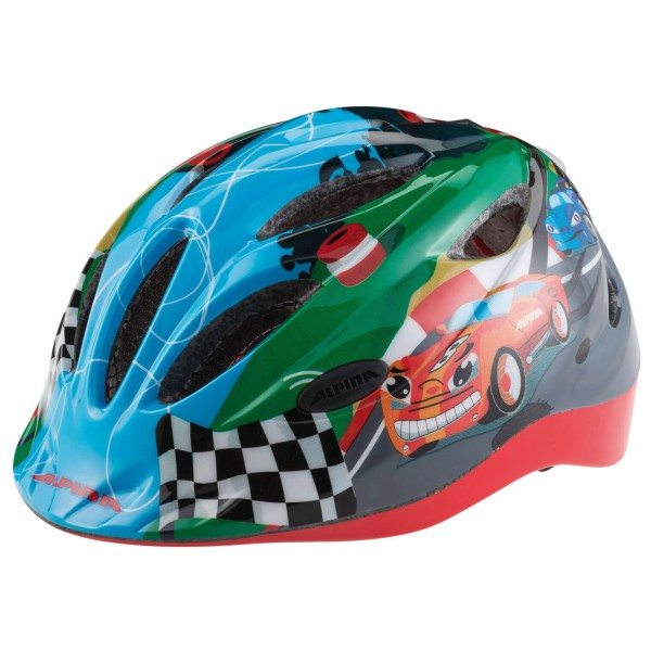 Alpina - Kid's Gamma 2.0 Flash - Radhelm