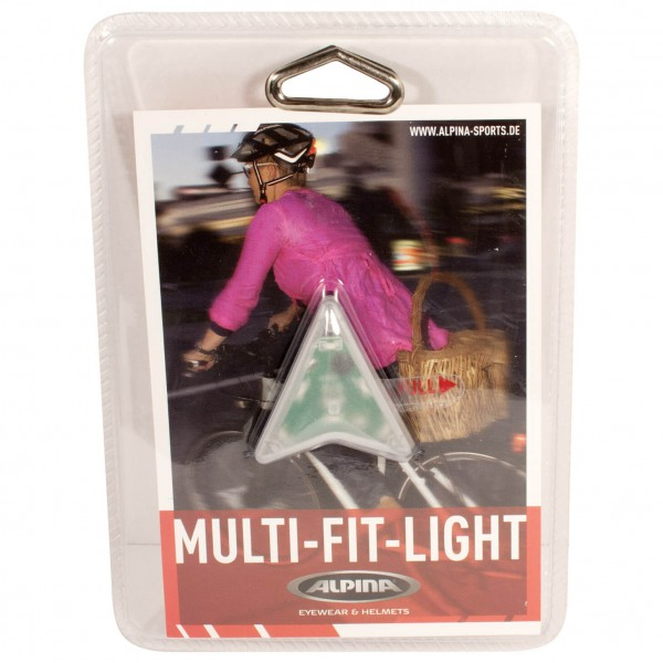 Alpina - Multi Fit Light - Safety light