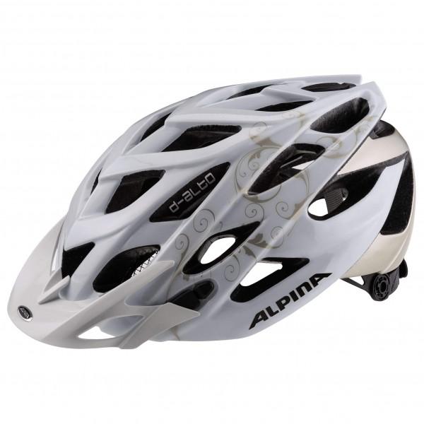 Alpina - Women's D-Alto - Casque de cyclisme