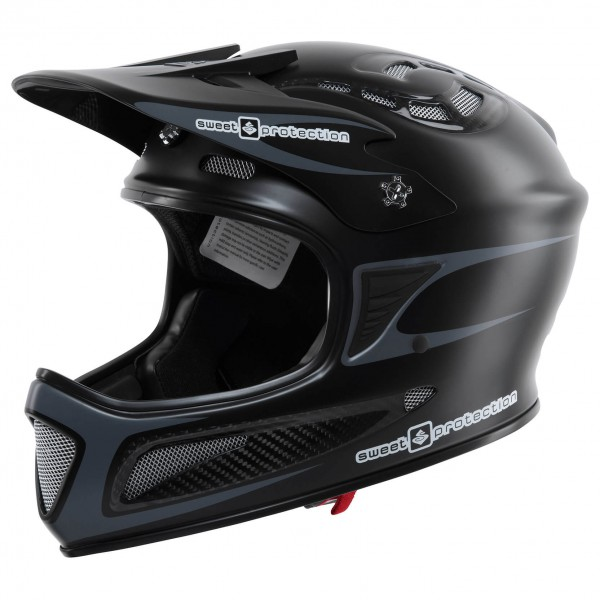 Sweet Protection - Fixer Fullface - Bicycle helmet