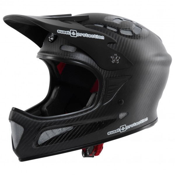 Sweet Protection - Fixer Fullface Full Carbon Mips - Radhelm