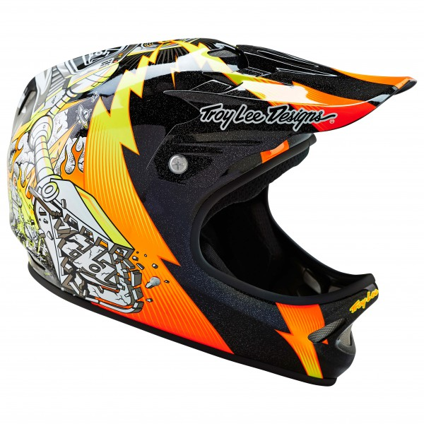 Troy Lee Designs - D2 Invade - Casque de cyclisme