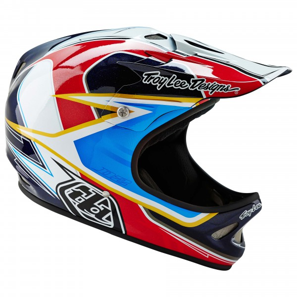 Troy Lee Designs - D2 Sonar - Bicycle helmet