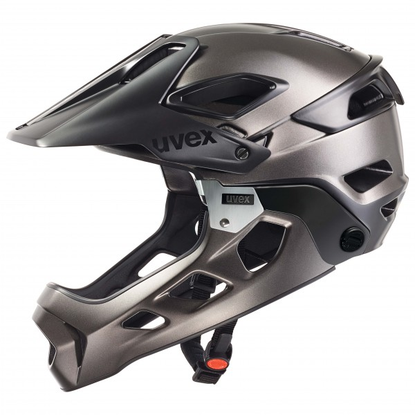 Uvex - Jakkyl Hde - Bicycle helmet
