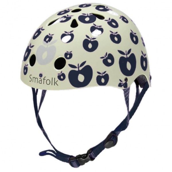 Smafolk - Kid's Bicycle Helmet With Apples