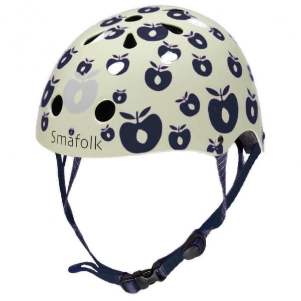 Smafolk - Kid's Bicycle Helmet With Apples - Pyöräilykypärä
