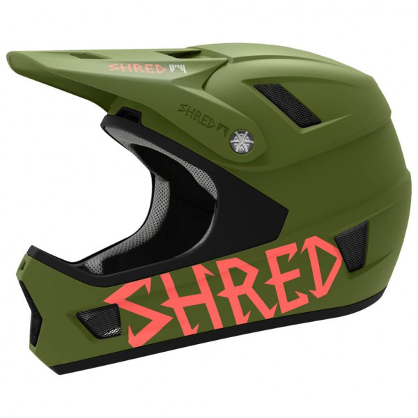 SHRED - Brain Box - Bicycle helmet