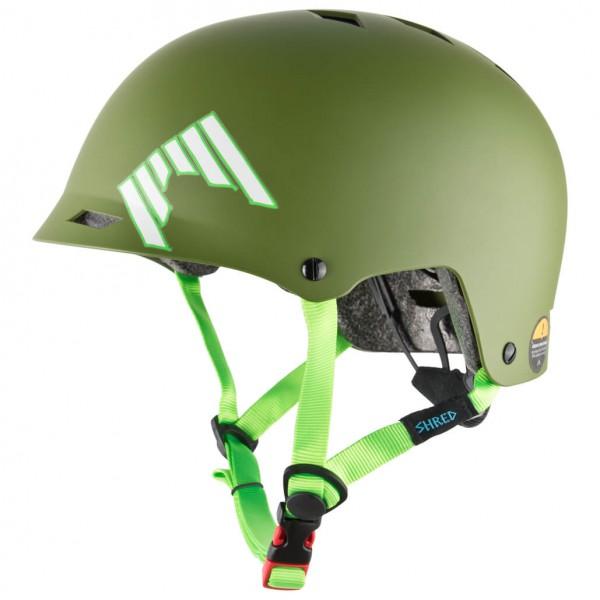 SHRED - Half Stack - Bicycle helmet