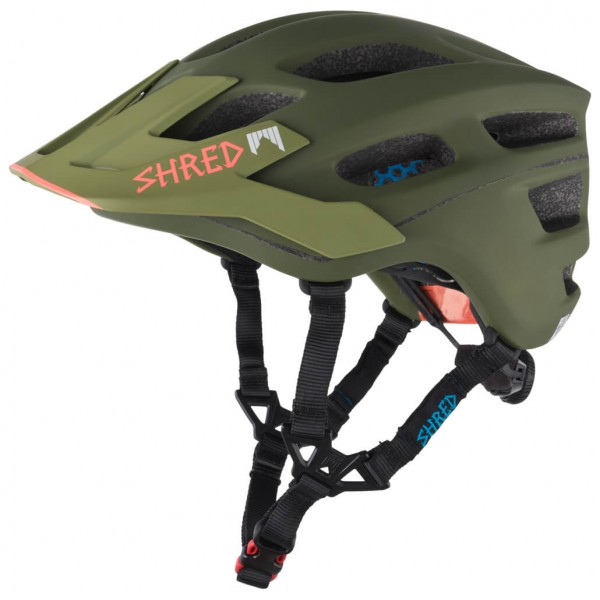 SHRED - Short Stack - Bicycle helmet