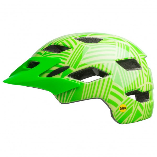 Bell - Sidetrack Youth Mips 17 - Casco per bici