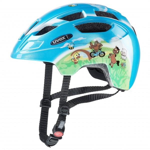 Uvex - Finale Junior LED - Bike helmet