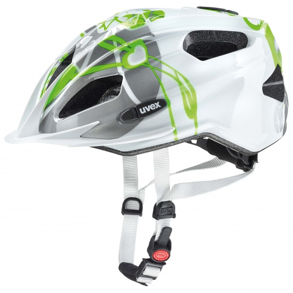 Uvex - Quatro Junior - Bicycle helmet