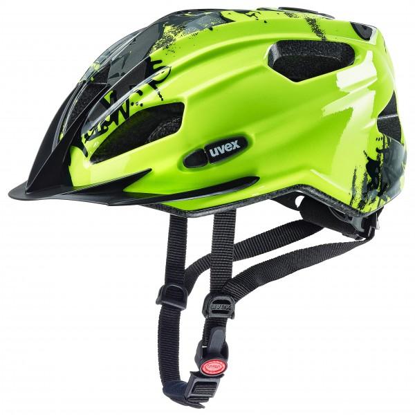 Uvex - Quatro Junior - Cykelhjelm
