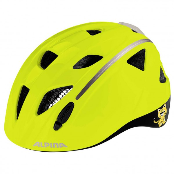 Alpina - Kid's Alpina Ximo Flash - Velohelm